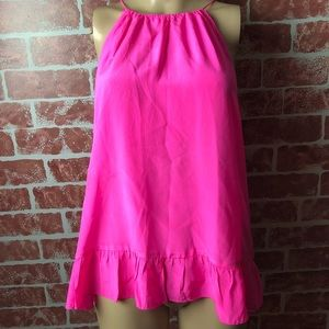 Lily Pulitzer Top Pink Perfect Condition